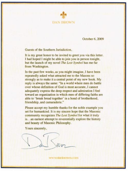 Eastern Star Resignation Letter